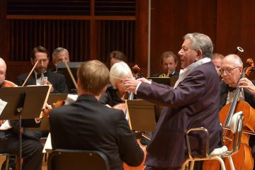 Gala Opening Concert with Maestro Raymond Leppard