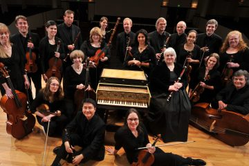 Baroque, Piano and Handbell Ensembles