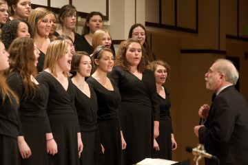 Mid-Semester Choral Concert