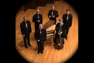 Faculty Artist Concert Series: Echoing Air