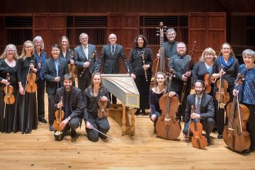 Indianapolis Baroque Orchestra: The Colorful Telemann