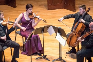 Faculty Artist Concert Series: The Indianapolis Quartet