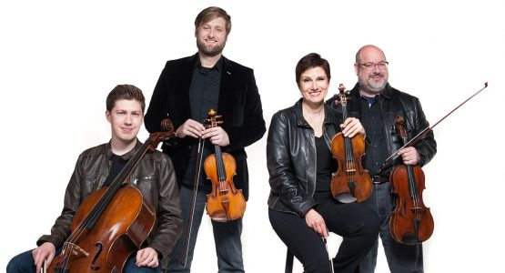 String Quartet Masterclass and Open Rehearsal