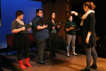 A Staged Reading