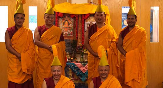 A Course In Happiness Workshop with Tibetan Buddhist Monks