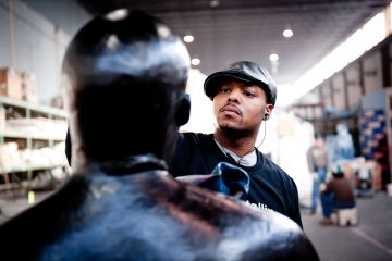 Sutphin Lecture: Titus Kaphar – Making Space for Black History