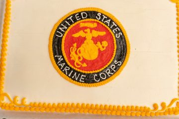 244th Marine Corps Birthday Celebration