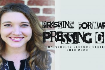 Showers Lecture: Dr. Jennifer Craft, Associate Prof. of Theology & Humanities, Point University