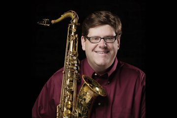Jazz Week 2020: Matt Olson with the UIndy Student and Faculty Jazz Combos