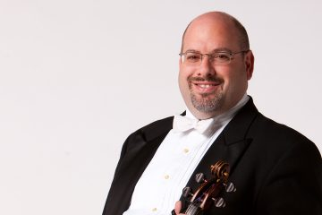 Faculty Artist Concert Series: The Eloquent Viola
