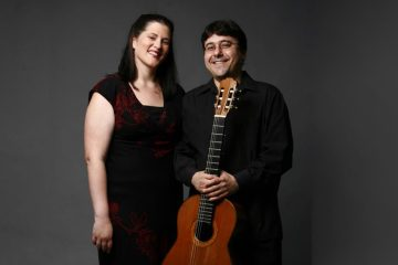 Classical Guitar Series: The Bowers-Fader Duo