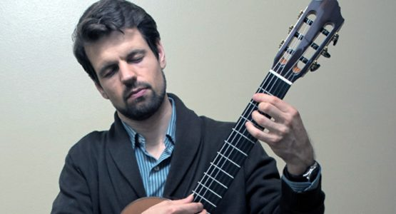 CANCELED: Classical Guitar Series: Nemanja Ostojic