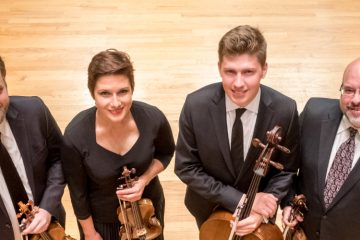STREAMING VIDEO ONLY: Faculty Artist Concert Series: The Indianapolis Quartet