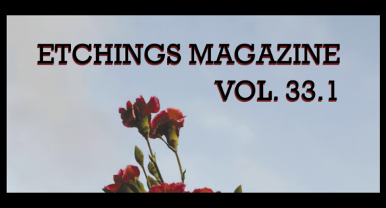 Etchings Magazine Issue 33.1 Launch Party