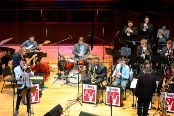 Jazz Artist Series–Emmet Cohen with the UIndy Jazz Ensemble