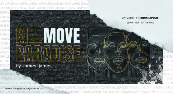 Theatre Lecture Series: Kill Move Paradise (Rescheduled)