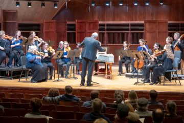 Faculty Artist Concert Series: Indianapolis Baroque Orchestra