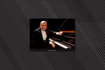 Faculty Artist Concert Series: The Music of Emile Naoumoff