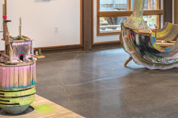 The University of Indianapolis Art & Design Lecture Series presents Travis Townsend